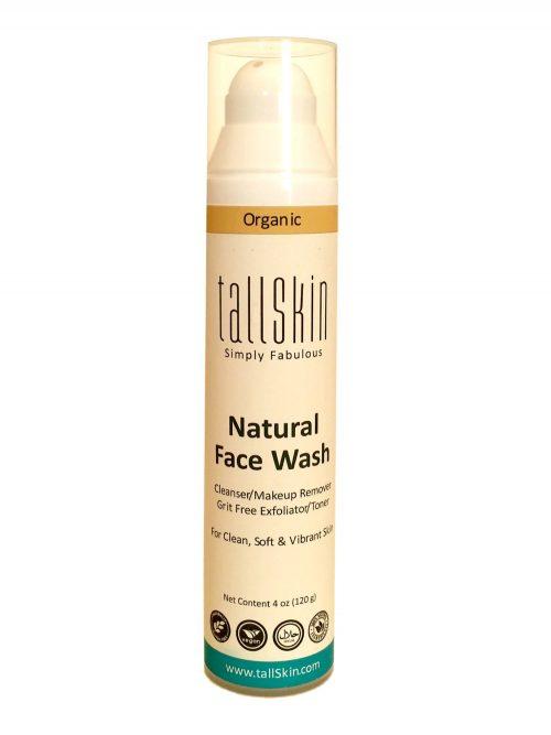 Natural Organic Face Wash
