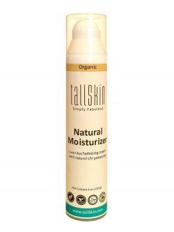 Natural Organic Moisturizer