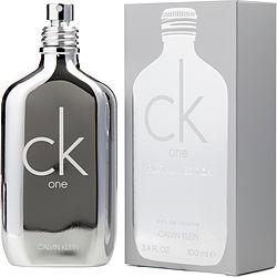CK ONE PLATINUM EDITION by Calvin Klein